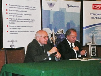 XI Konferencja Naukowo-Techniczna: EFEKTYWNOŚĆ ENERGETYCZNA, MONITORING WOD-KAN – 2013